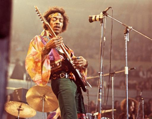 Jimi Hendrix picture